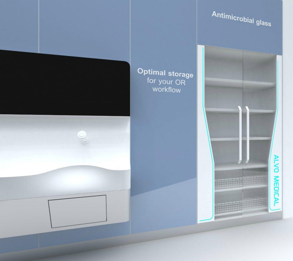 modular or cabinet