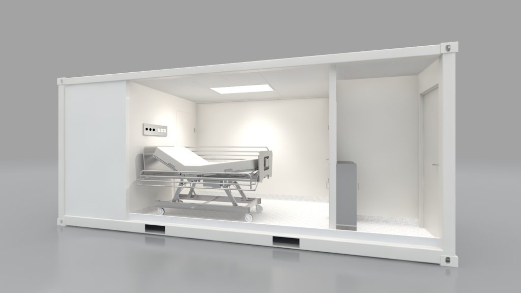 isolation unit