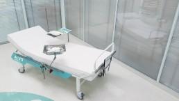 ALVO Covid bed